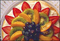 Fresh Fruit Dessert Pizza
