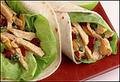 Curried Turkey Wraps