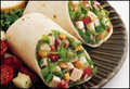 Turkey Cashew Salad Wraps