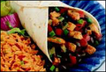 Turkey and Black Bean Wraps