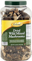 Dried Wild Mixed Forest Mushrooms