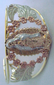 Bangle Oro Virgen de Guadalupe - Clip-on Our Lady of Guadalupe Gold Bangle