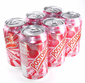 Postobon Manzana - Apple Flavored Soda (Pack of 6)