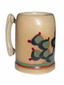 Mexican Ceramic - Beer Mug with Cactus from Mexico