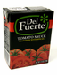 Del Fuerte Tomato Sauce Seasoned with Spices - Tetra Pak