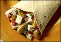 Chicken Salad Wrap-Ups
