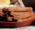 Mexican Desserts - Flan, Churros and Sopapillas