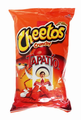 Cheetos Crunchy Tapatio Salsa Picante Made with Real Cheese