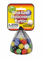 14mm Game Replacement Marbles (Canicas)