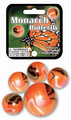 Monarch Butterfly Marbles Game Net (Canicas)