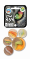 Cat's Eye Marbles Game Net (Canicas)