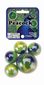Peacock Marbles Game Net (Canicas)