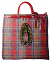 Virgen de Guadalupe Bolsa - Virgin of Guadalupe Handbag - Red