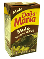 Dona Maria Mole Ready to Serve