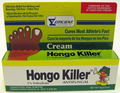 HONGO KILLER Antifungal Foot Cream