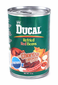 Ducal Red Refried Beans with Chorizo
