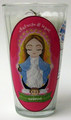 Veladora Virgencita de la Paz - Cuidanos - Our Lady of Peace Candle