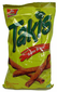 Takis Fuego Sala Brava Hot Sauce Flavored Rolled Tortilla Minis (Pack of 3)