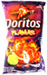 Doritos Flamas Tortilla Chips (Pack of 3)
