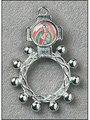 Our Lady of Guadalupe Rosary Ring - Rosario Virgen Guadalupe