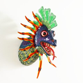 Alebrije Mini Cockscomb Mask