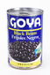 Goya Black Beans - Frijoles Negros (Pack of 3)