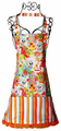 Day of the Dead Skulls Apron / Skelleton Wedding  Theme