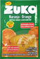 Zuko Orange Flavor Drink Mix (1 Liter / 0.9 oz) (Pack of 3)