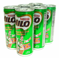 Milo Chocolate Energy Drink by Nestle - 6 pack