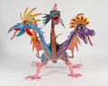 Alebrije 3 Heads Dragon