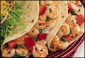Shrimp Soft Tacos