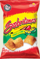 Sabritones - Puffed Wheat Snacks Chile & Lime
