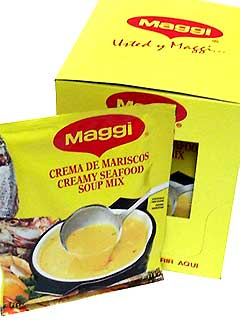Maggi Creamy Seafood Soup Mix 2 82 Oz Pack Of 3