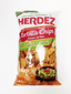 Herdez Tortilla Chips Chile Limon