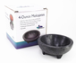 Plastic Molcajetes Set (4 Oz each)