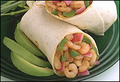 Mexican Shrimp Wraps