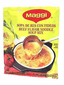Maggi Beef Flavored Soup Mix with Noodles