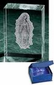 Our Lady of Guadalupe Lasered Glass Paperweight