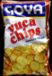 Goya Cassava Yuca Chips (Pack of 3)