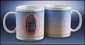 Coffee Mug of Our Lady of Guadalupe  10 oz