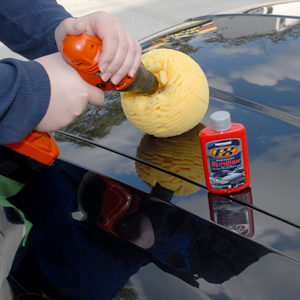 Mothers PowerBall For Paint-Mothers Powerball 4Paint with Bonus Microfiber Towel