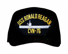USS Ronald Reagan Ship's Ball Cap