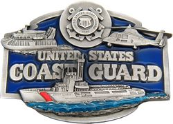 U.S. Coast Guard Belt Buckle