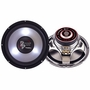"Pyramid PW1277 12"" 600 Watt 80oz Magnet Chrome Woofer"