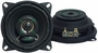 "Lanzar VX40S   4"" Two-Way Coaxial Slim Mount Speaker System"