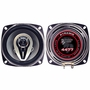 Pyramid 4477     4� 3-Way Triaxial Speaker w/Chrome Basket & Cone