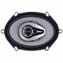 Pyramid 5777     5� x 7�/6� x 8� 3-Way Triaxial Speaker w/Chrome Basket & Cone