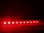 12 Inch Red LED Light Tube - Brighter than Neons