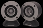 "3.75"" Inch Tweeter Swivel Aluminum Bullet Horn 300 watts (Pair)"