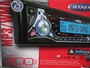 Jensen Indash Car Stereo Plays MP3/Wma/Cds New 2006 Model